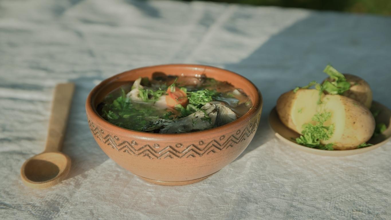 Zivju zupa