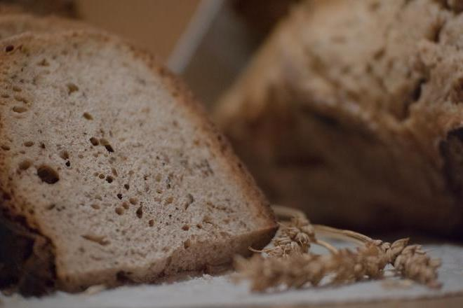 Brewed Wheat Bread