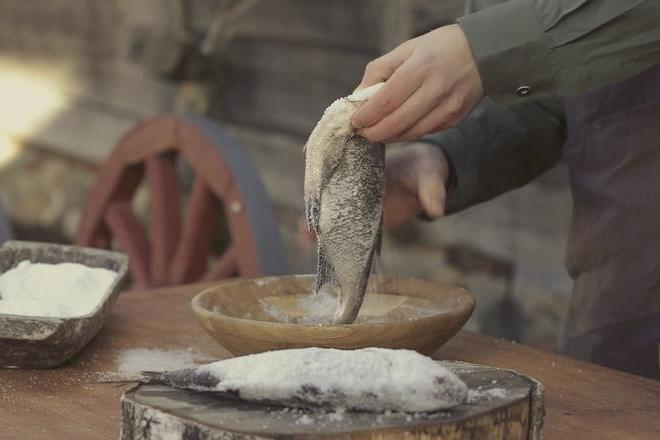 Vytinta žuvis
